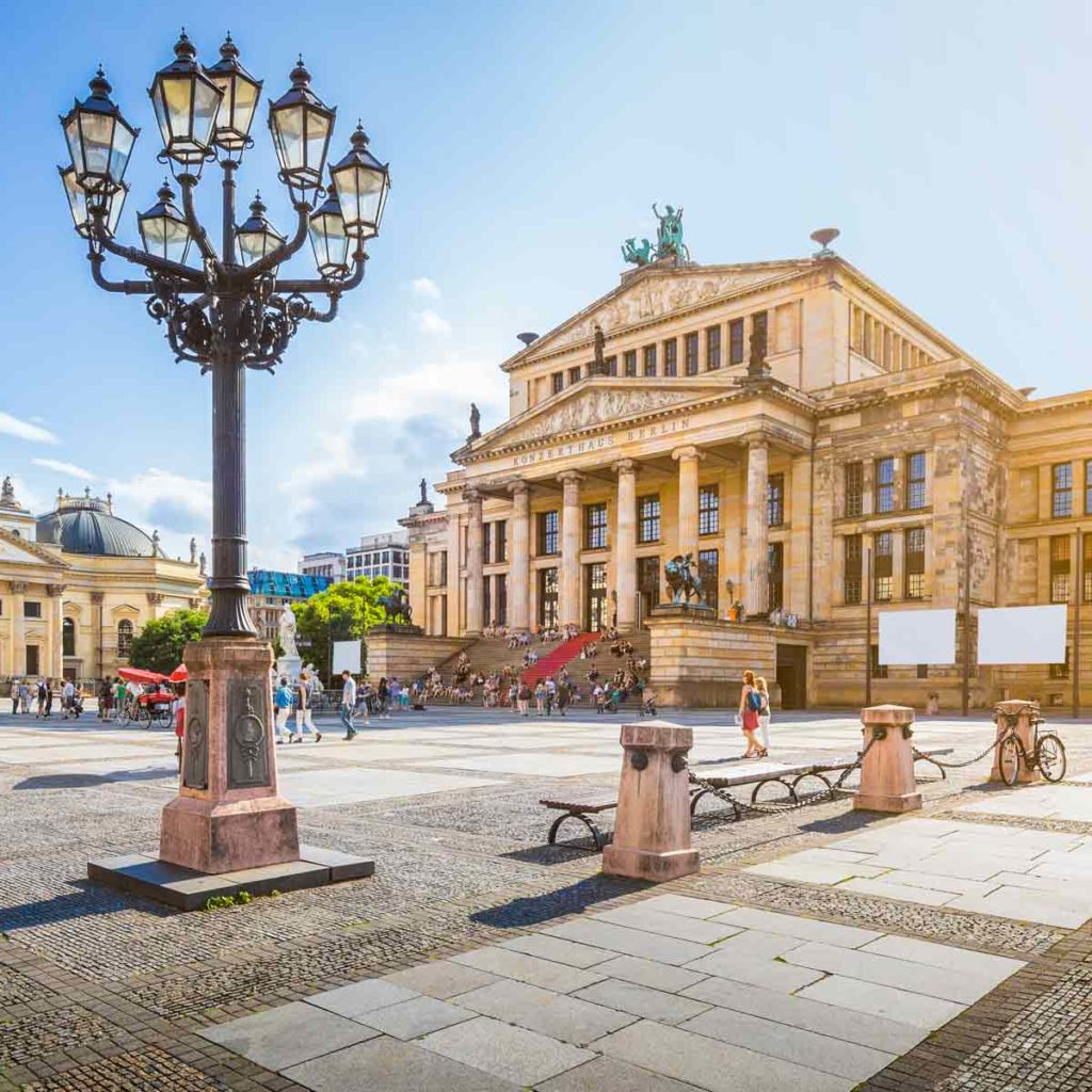Besucheradresse clearing solutions GmbH am Gendarmenmarkt